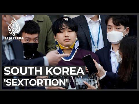 South Korea 'sextortion': 'Telegram' Case Suspect Identified