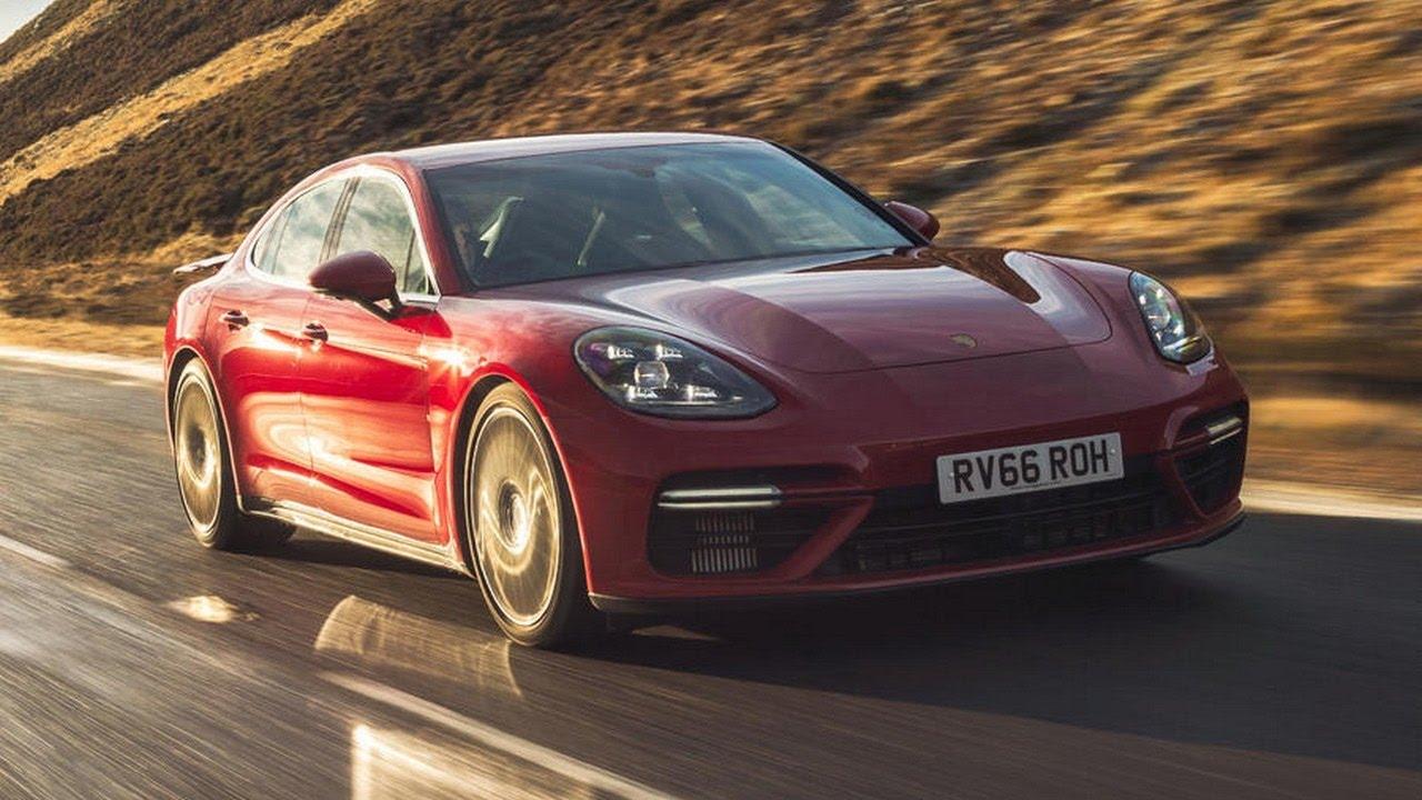Hot News 2016 Porsche Panamera Turbo Review