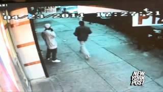 Killer Caught On Camera New York Post