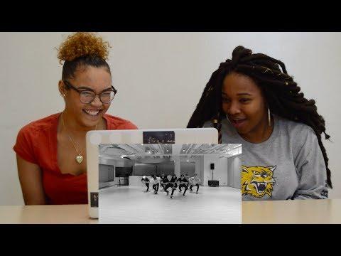DANCER REACTS TO NCT 127 CHERRY BOMB DANCE PRACTICE VIDEO #BOMB ver