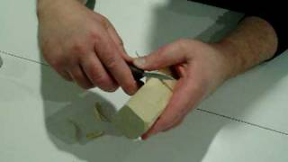 Woodcarving: The Basics Part 4