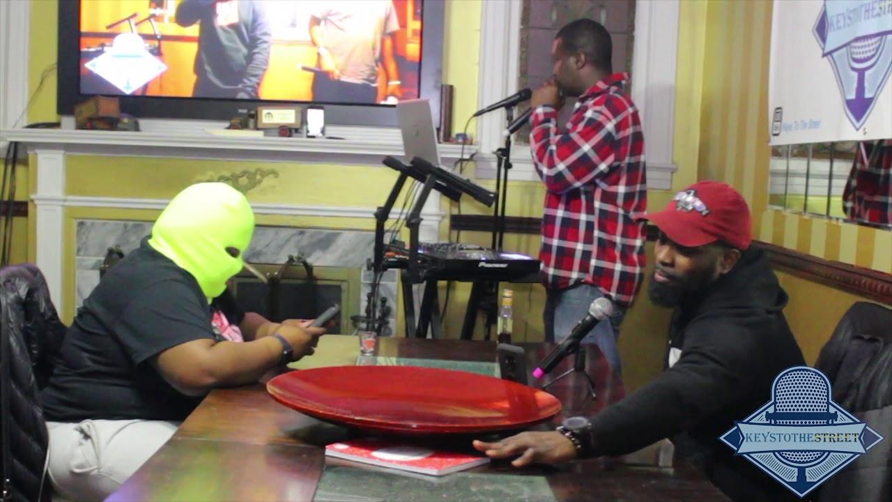 Keys to the street show Boogie Bizz & Billy Danze
