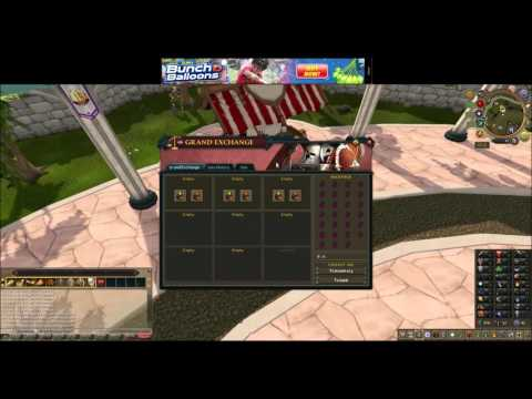 Runescape Gameplay Lets Play 7 Rune Weaponry Upgrade Mmo Game