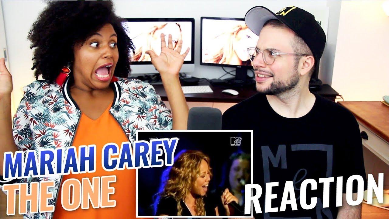 Mariah Carey - The One | REACTION
