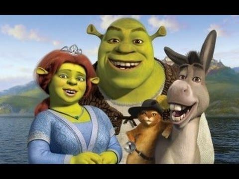 Shrek 3 / Шрек -3. Полная версия прохождения игры.