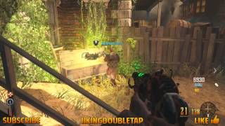 Black Ops 2 Zombie Glitches - How To Get 4 Paralyzers On Buried