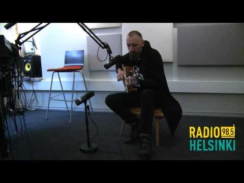 Fink - 'Shakespeare' (Acoustic Live @ Radio Helsinki)