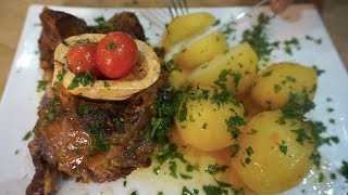 Самый вкусный и необычный рецепт от Жоржа говядины в казане.