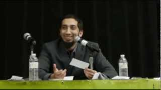 Haha Funny - Solution For Haram Relationships? | Ustadh Nouman Ali Khan