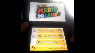 Lucky  mystère super Mario 3d Land (1#)