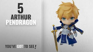 Top 10 Arthur Pendragon [2018]: Orange Rouge Fate/Grand Order: Saber/Arthur Pendragon (Ascension
