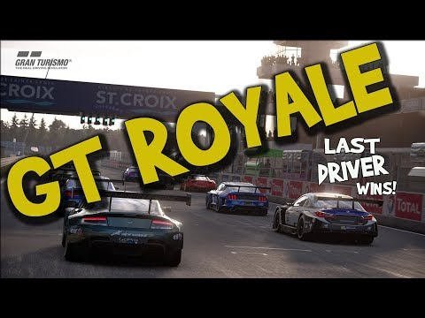 GT Royale - ELIMINATION EVENT - Will you be the last driver standing?