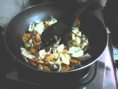 Cara Buat Karipap Kentang Daging & Telur Rebus Yang Sedap.