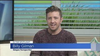 Billy Gilman returns to RI