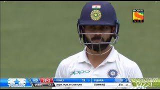 India vs Australia 2nd Test Day 1 Highlights 2018 | Session 1