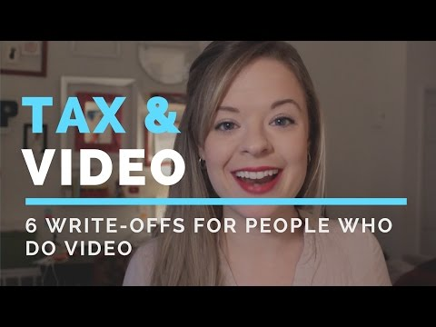 6 Tax Write Offs For Small Businesses That Do VIDEO