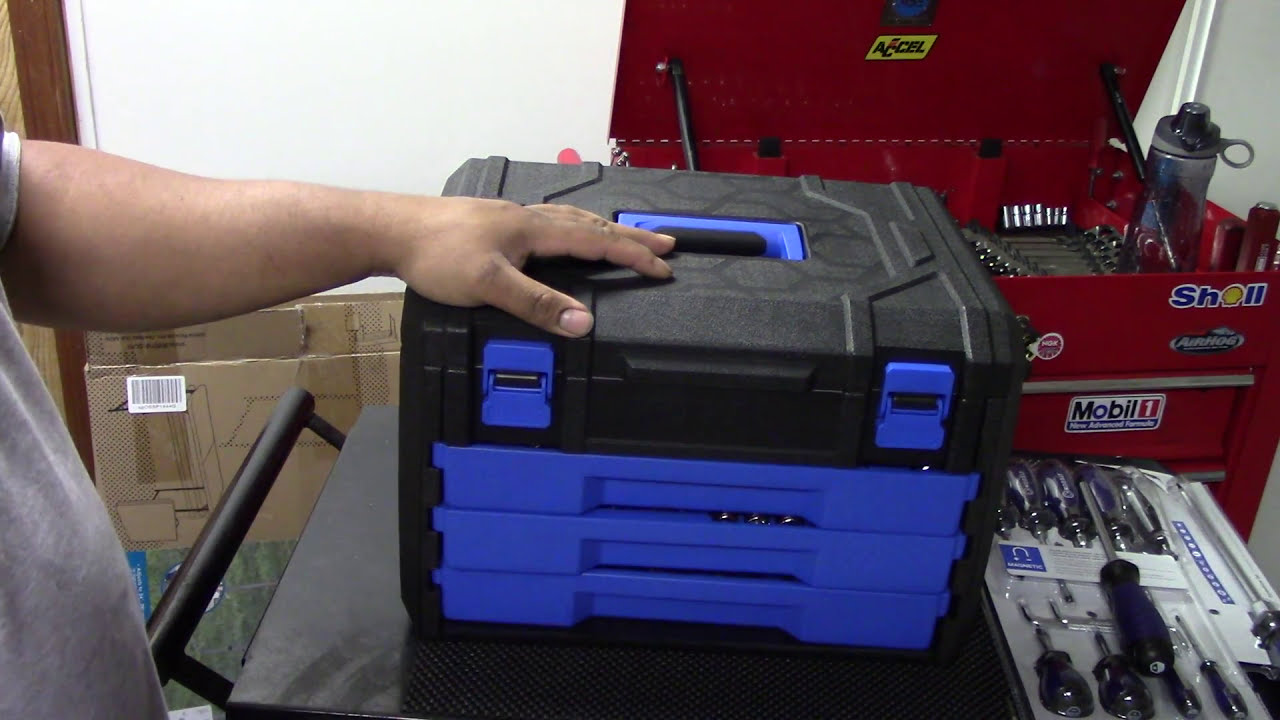Kobalt Tools Review >> Tool Review Of The Kobalt 227 Piece Tool Set