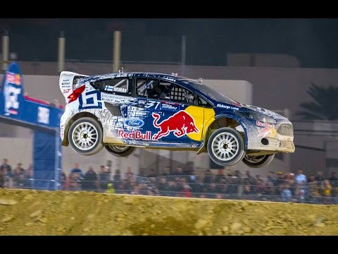 Rallycross Rookie Driver Wins the Championship - Red Bull Global Rallycross 2014
