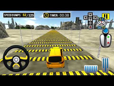 Speed Bump Car Crash Test (by Wacky Studios) Android Gameplay [HD]