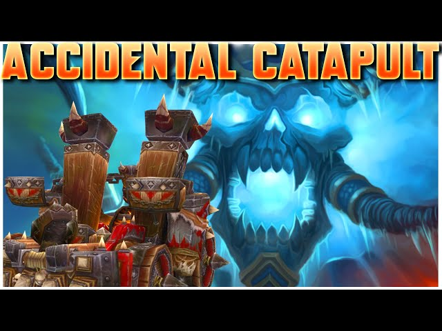 GRUBBY vs HAPPY   Accidental Catapult!
