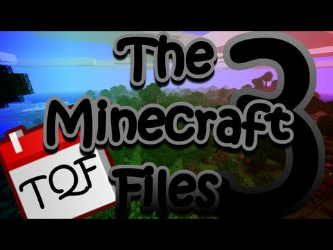 The Minecraft Files - #135 TQF: Branch Mining for Diamonds (HD)