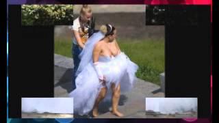 №12 неадекватных невест Часть 2 Приколы на свадьбе 720p
