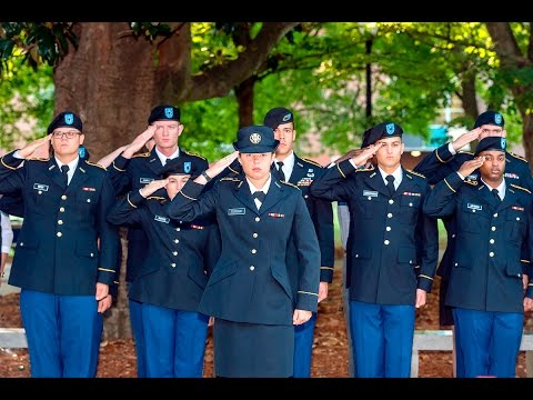 Retired U.S. Army Lieutenant General shares memories at first-ever MTSU 9/11 observance ceremony
