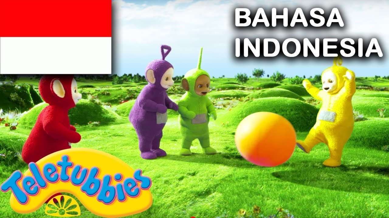 ★Teletubbies Bahasa Indonesia★ Sepak Bola ★ Full Episode HD