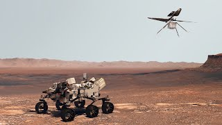 How NASA's Perseverance rover is setting the early groundwork for a human colony on Mars