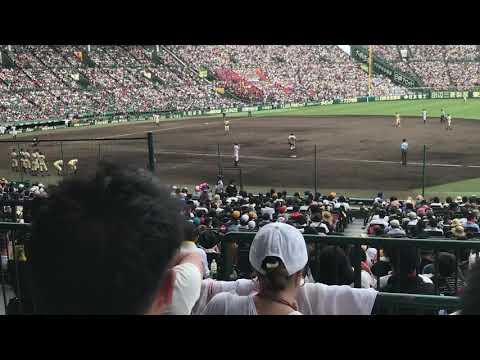 20180812【済美vs星稜】劇的逆転サヨナラ満塁ホームラン