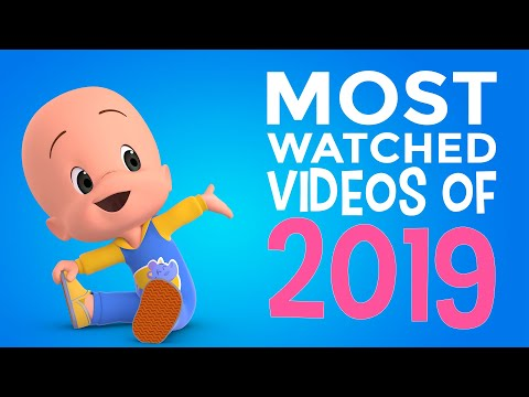 Cleo and Cuquin: Your Favorite Videos of 2019 - Nursery Rhymes for Kids