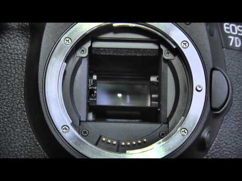Canon 7D burst mode in slow motion