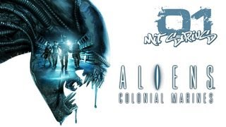 Aliens Colonial Marines - Gameplay mit SiriuS