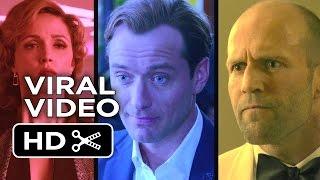 Spy Movie VIRAL VIDEO - Remix (2015) - Jason Statham, Jude Law Spy Comedy HD