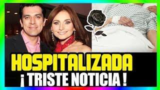 ❌ ¡ ULTIMA HORA ! Esposa de Jorge Salinas esta ⛔ HOSPITALIZADA HOY 😭 Elizabeth Alvarez !