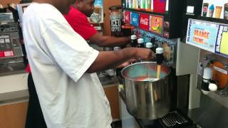 7-11 Bring Your Own Cup Day #DAGO Style ...They shouldnt have never did it lol