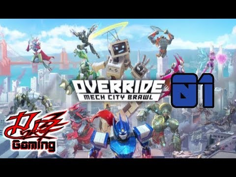 Override: Mech City Brawl - Ep. 01: Hitachi Wand (Feat. Nightfire) / Versus Mode |