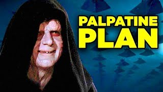 Star Wars PALPATINE'S MASTER PLAN Explained! Rise of Skywalker Trailer #TotalConspiracy