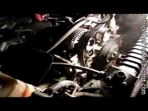 Water Pump replacement 7.3L PowerStroke Diesel 94 95 96 97 F350 F250 F450