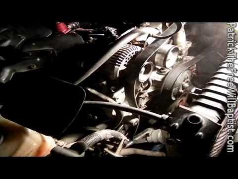 Water Pump replacement 73L PowerStroke Diesel 94 95 96 97 F350 F250