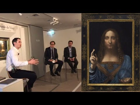 Leonardo da Vinci's Salvator Mundi Discussed by Alastair Sooke & Christie's Specialists