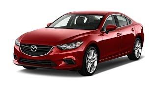 Замена лобового стекла на Mazda 6 в Казани.