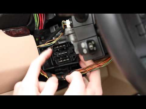 BMW Ignition Switch Removal and Replacement DIY E53 X5