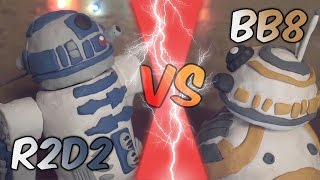 R2D2 & BB8: Star Wars Animation thumbnail