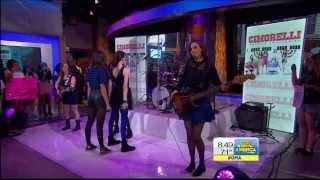 "Cimorelli  ""Made In America""  on Good Morning America   HD"