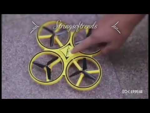 Brand New Four-Axis Intelligent Gesture Quad-copter Drone