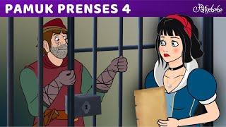 Adisebaba Çizgi Film Masallar - Pamuk Prenses - Bölüm 4 - Avcı