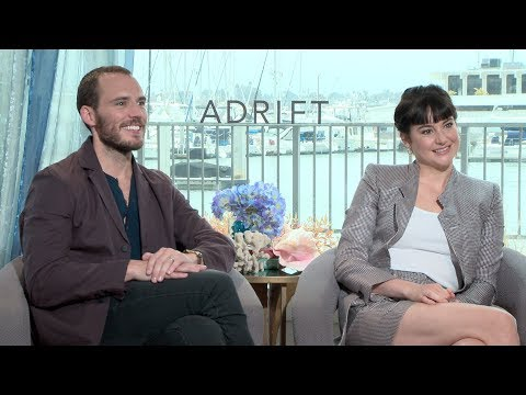 ADRIFT: Shailene Woodley and Sam Claflin