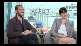 ADRIFT: Shailene Woodley and Sam Claflin Interview