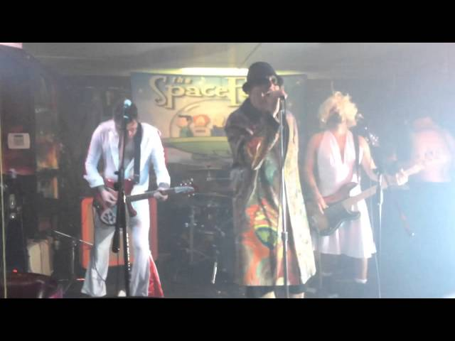 The Space Fags, Tin Roof, Charleston, Sc, Oct 30, 2015,